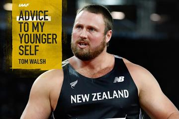 Shot putter Tom Walsh of New Zealand (Getty Images)