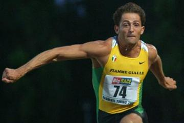 Frabrizio Donato wins Triple Jump nationals (Lorenzo Sampaolo)