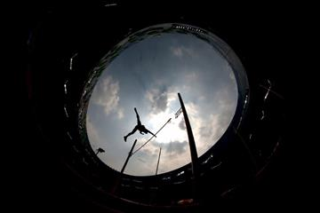 The decathlon pole vault at the IAAF World Championships, Beijing 2015 (Getty Images)
