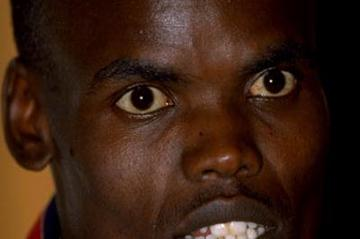 A portrait of Paul Koech back in 1998 (Getty Images)