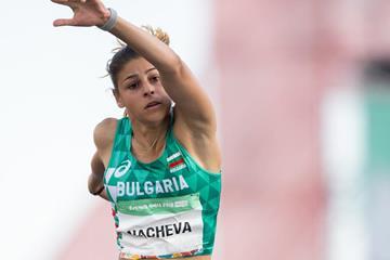 Aleksandra Nacheva in Buenos Aires (Lukas Schulze for OIS/IOC)