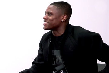 Christian Coleman on IAAF Inside Athletics (IAAF)