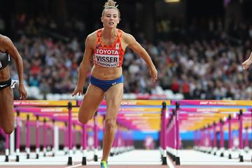 Nadine Visser at the 2017 World Championships (Getty Images)