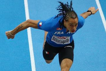 French sprint hurdler Pascal Martinot-Lagarde (Getty Images)