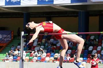 Ruth Beitia (ESP) in Leiria - European Cup 1st League (Marcelino Almeida)