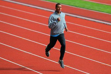 Decathlon world record-holder Ashton Eaton (Getty Images)