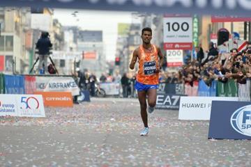 Seyefu Tura wins in Milan (Organisers)