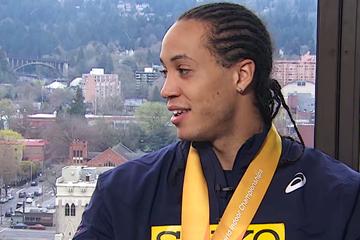 Pascal Martinot-Lagarde on IAAF Inside Athletics (IAAF)