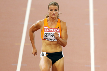 Dafne Schippers in action at the IAAF World Championships Beijing 2015 (Getty Images)