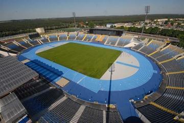 Bydgoszcz's stadium (BYDGOSZCZ LOC)