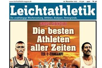 Leichtathletik magazine (Leichtathletik)