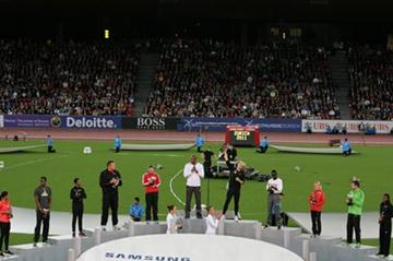 Diamond Race title winners - Zurich 2011 (Jean-Pierre Durand)