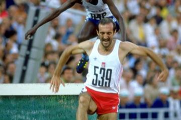 Bronislav Malinowski en route to Olympic gold in 1980 (Getty Images/ Allsport UK /Allsport)