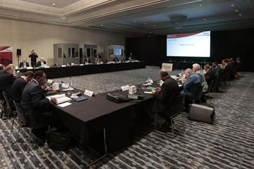 IAAF Council Meeting - general view (IAAF)