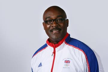 British sprints coach Lloyd Cowan (Getty Images)