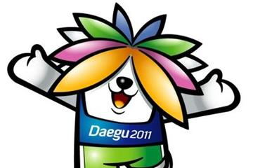 MASCOT - IAAF World Championships in Athletics, Daegu 2011 (IAAF.org)