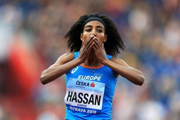 Sifan Hassan, Continental Cup 3000m champion (Getty Images)