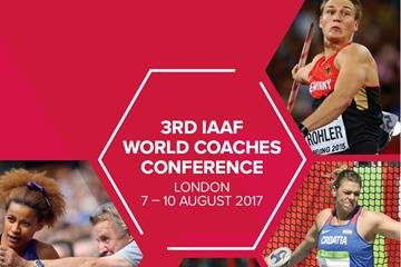 3rd IAAF World Coaches Conference - London (IAAF)
