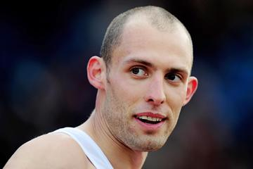 World 400m Hurdles champion Dai Greene (Getty Images)