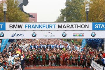 2011 BMW Frankfurt Marathon (Photorun / organisers)