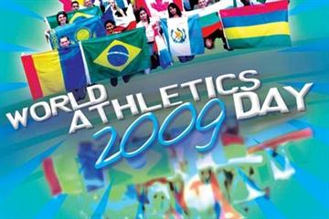 2009 IAAF World Athletics Day Poster (IAAF.org)
