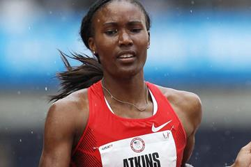 Sprinter Joanna Atkins of the USA (Getty Images)