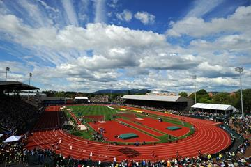 Hayward Field in Eugene, Oregon (Getty Images)