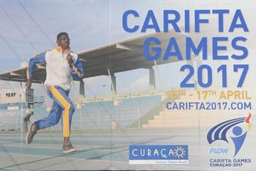 Carifta Games 2017 (Curacao Tourist Board )