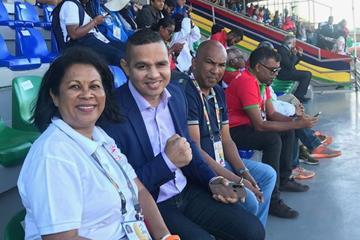Norolalao Ramanantsoa, President of the Malagasy Athletics Federation (FMA)