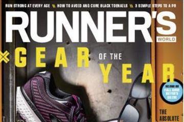 Runner's World magazine (Hearst)