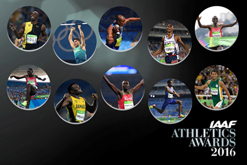 2016 World Athletes of the Year Men – In their own words ()
