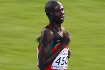 Kenyan distance runner Titus Mbishei (Getty Images)