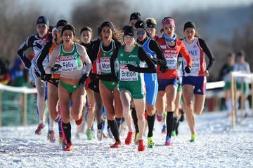 Fionnuala Britton European Cross Country Championships ()