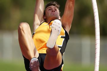 Australian pole vaulter Kurtis Marschall (Getty Images)