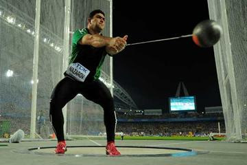 Dilshod Nazarov (Getty Images)