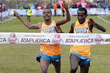 Imane Merga edges out Muktar Edris at the Cross Internacional de Atapuerca (Organisers)