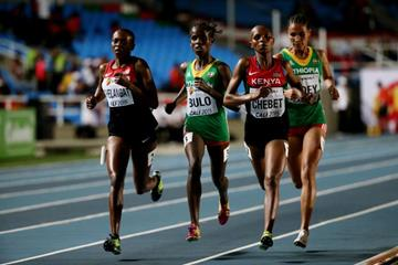 Girls' 3000m at the IAAF World Youth Championships, Cali 2015 (Getty Images)
