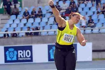 Valerie Vili puts Oceania record in Rio (Ismar Ingber/CBAt)