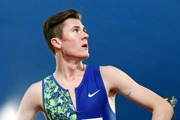 Norwegian distance runner Jakob Ingebrigtsen (AFP / Getty Images)