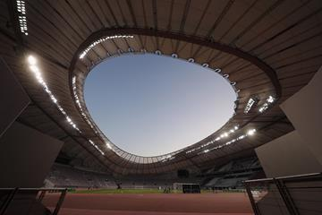 General view of Khalifa International Stadium in Doha (Getty Images)