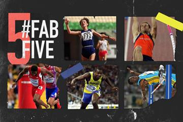 Fab five: surprise winners at the World Championships (Getty Images)