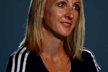 World Marathon recordholder Paula Radcliffe (GBR) (Getty Images)