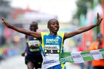 John Mwangangi sizzles to a 45:26 ten-miler in Zandaam (organisers)
