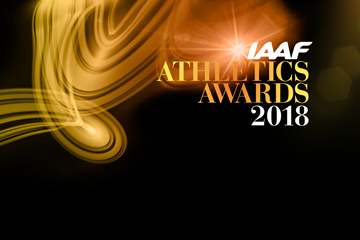 IAAF Athletics Awards 2018 (IAAF)