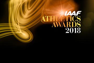 IAAF Athletics Awards 2018 (IAAF)