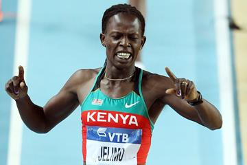 Kenyan 800m runner Pamela jelimo (Getty Images)