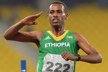 Ethiopian distance runner Getaneh Molla (AFP/Getty Images)