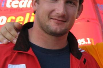 Slovenian Hammer Throw record holder Primoz Kozmus (Bob Ramsak)