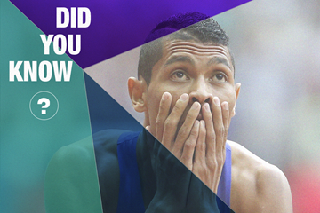 Did You Know Wayde van Niekerk ()