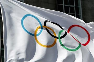 Olympic Flag (Getty Images)